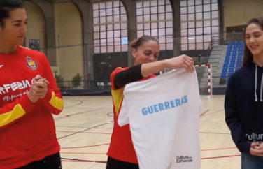 Selección femenina de balonmano
