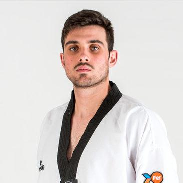 Daniel Ros taekwondista